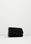 mango black purse